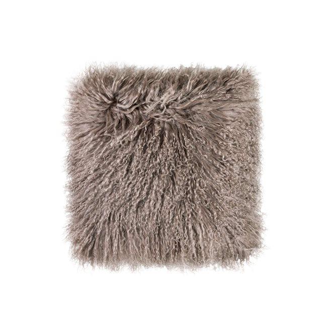 меховые подушки