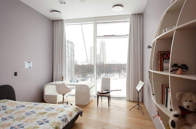 Панорамные окна в детской: нужно ли их устанавливать?