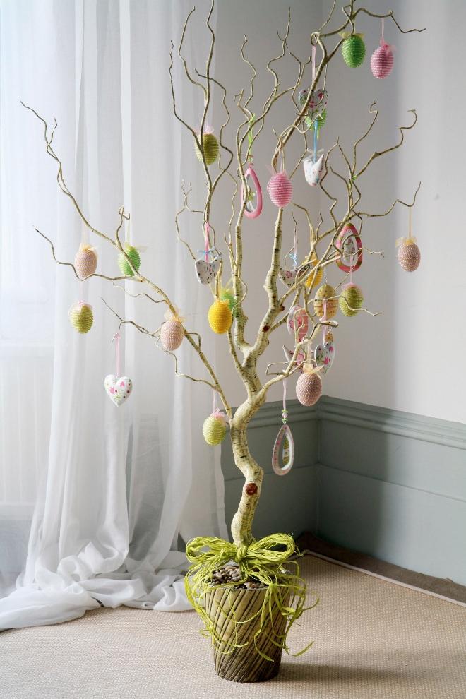 Пасхальные деревца
