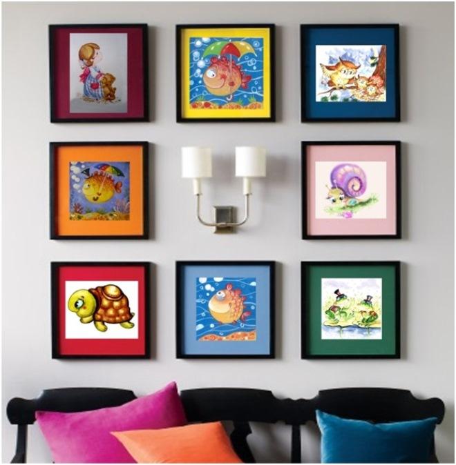 Постеры и картины