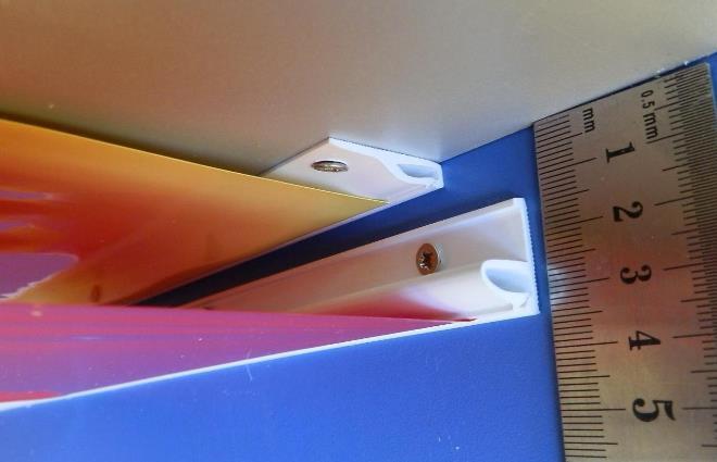 Виды профиля для натяжного потолка