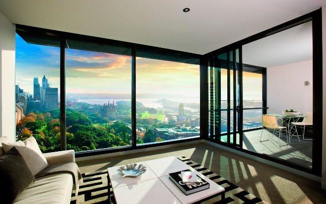 Какие бывают разновидности панорамных окон?