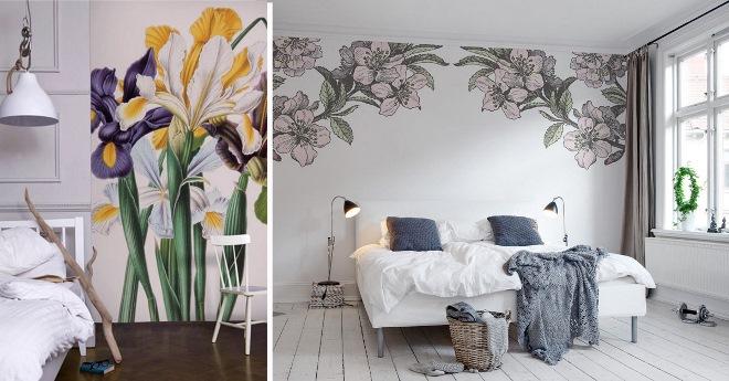 Особенности дизайна стен в квартире