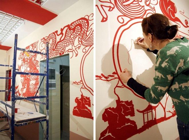 Подготовка стен к росписи