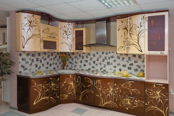 Декоративная пленка для мебели