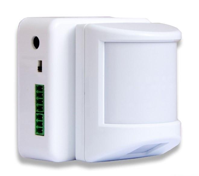 Охранная сигнализация на основе датчика движения