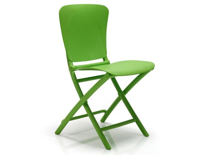 Пластиковые складные стулья