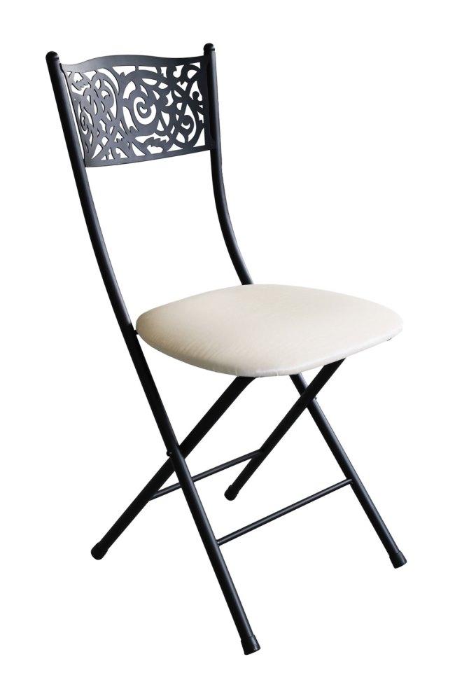 Складные стулья со спинкой