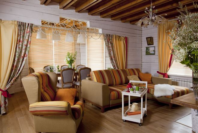 Что такое прованс и как перенести его в свой дом