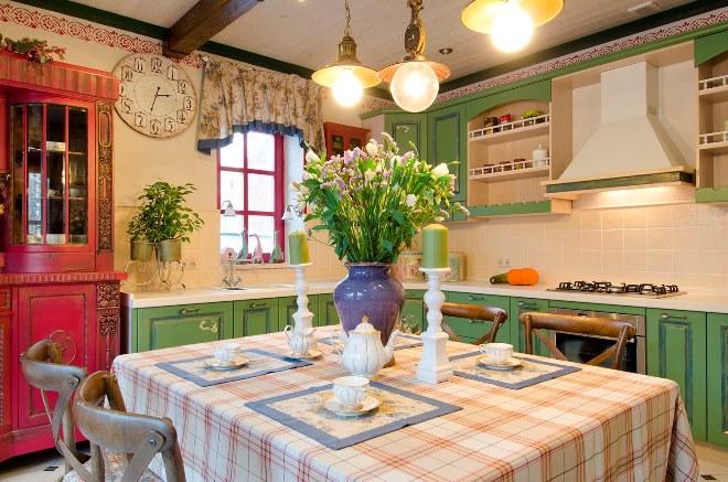 Создаем загородную кухню