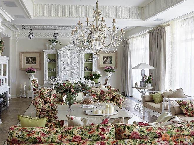 Особенности стиля прованс в интерьере