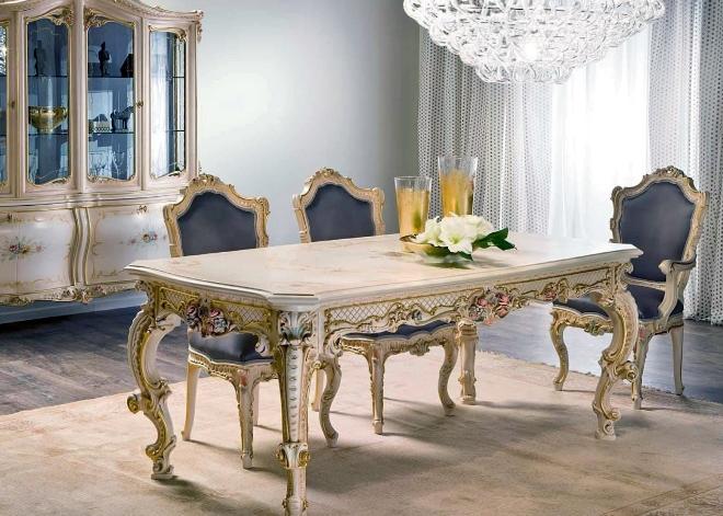 Стили мебели - античный
