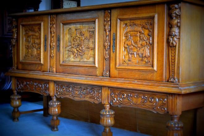 Стили мебели - антикварный