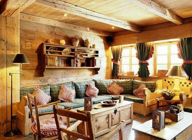 Стили мебели - кантри