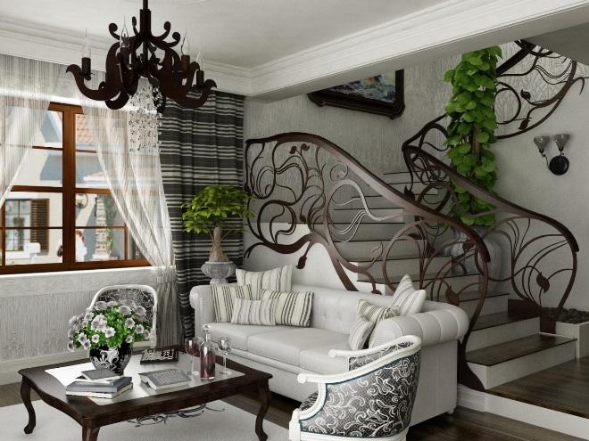Стили мебели - модерн