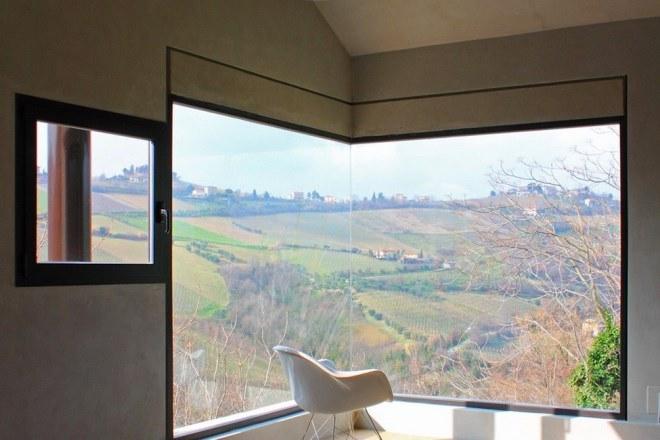 Угловые окна в квартире
