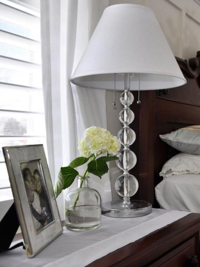 Выбор ламп для прикроватных светильников