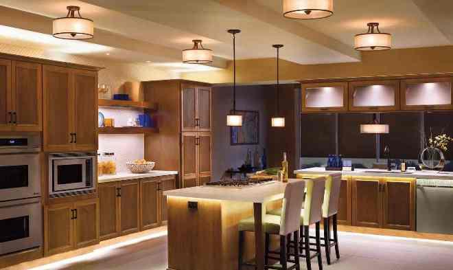 Чем удивит дизайн кухни