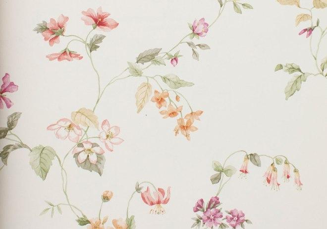 Цветочный и растительный принт