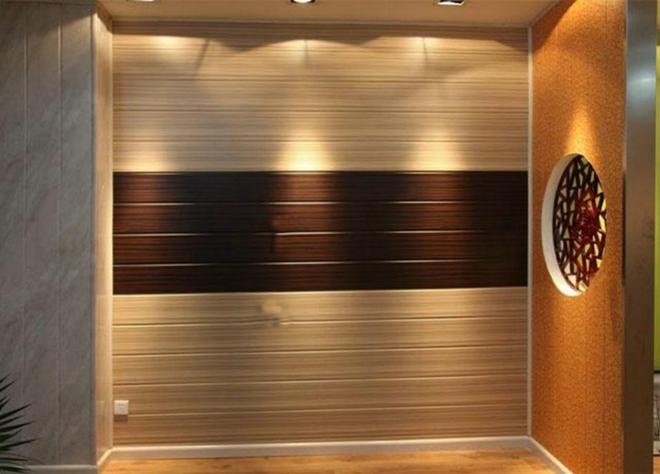 Цветовые варианты панелей в коридор