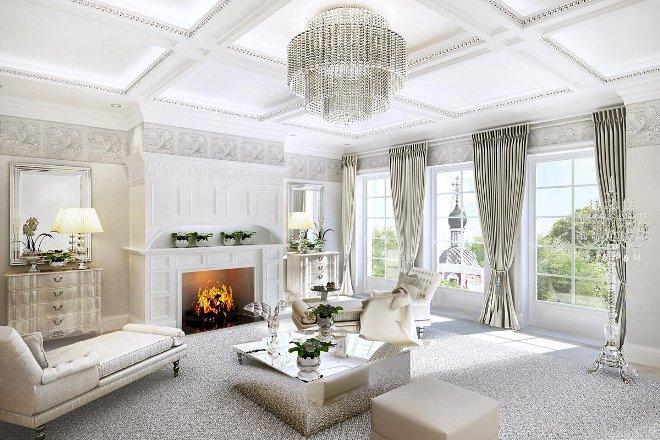 Декор и освещение