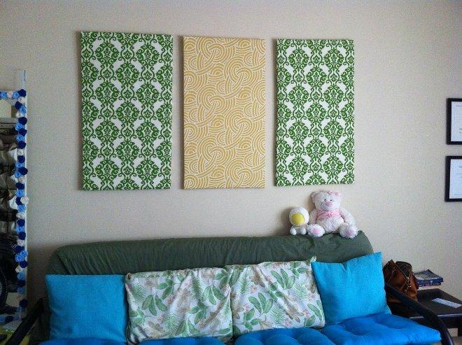 Декорируем предметы интерьера
