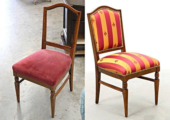 Делаем дизайнерский стул