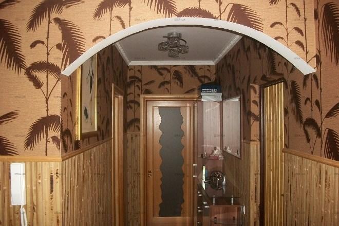 Дизайн панелей для ремонта коридора