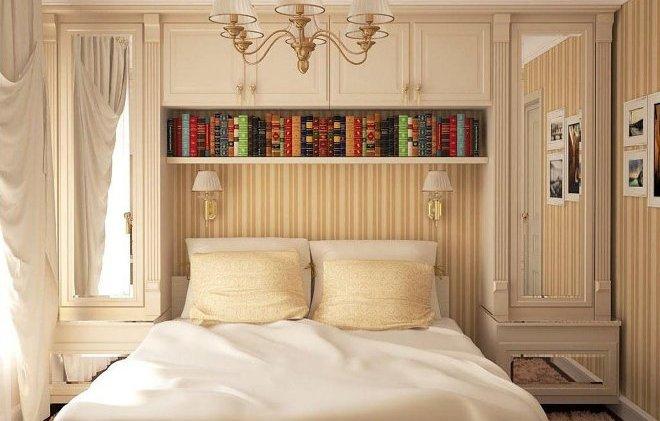 Как грамотно оформить спальню