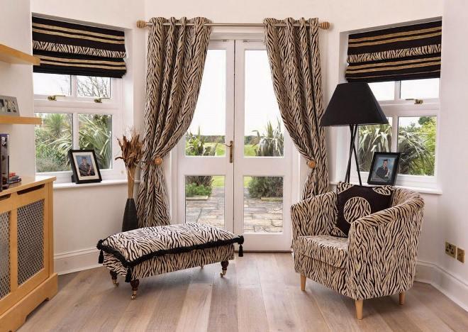 Как подобрать шторы по стилю и дизайну