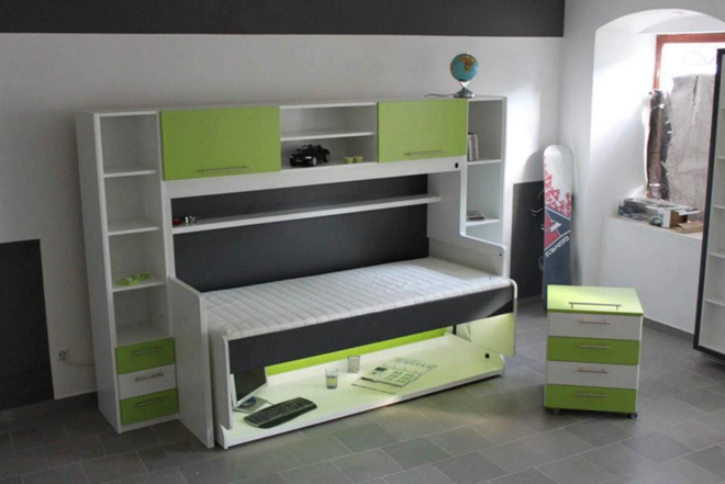 Кровать-стол