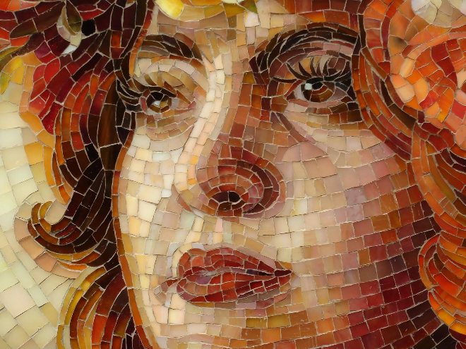 Новинки мозаики