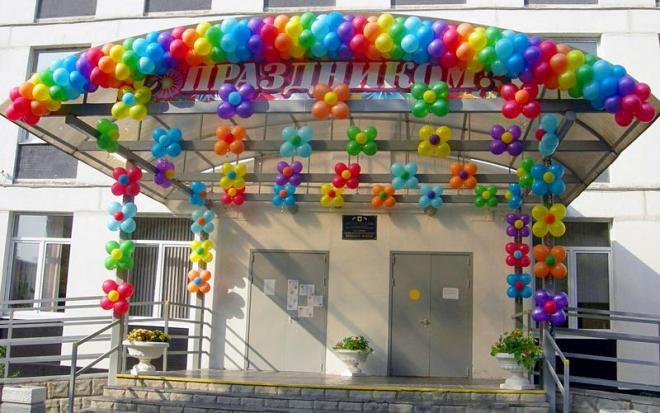 Оформление воздушными шарами: создаем незабываемый антураж