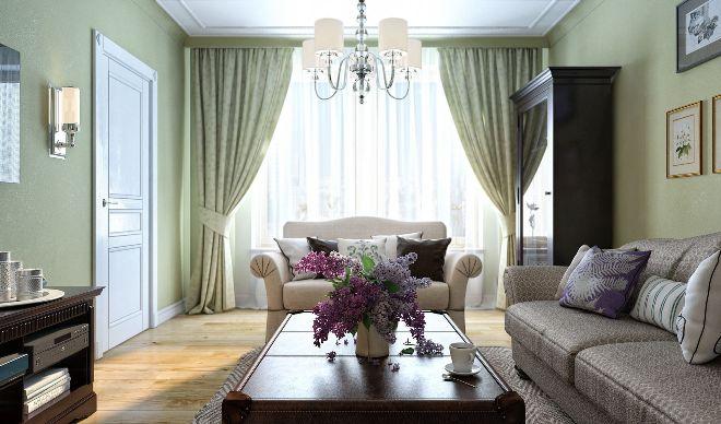 Оливковый цвет в стилистике интерьера