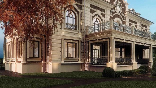 Особенности у классического стиля домов