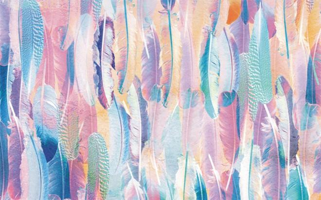Пастельные цвета и тропические принты — умиротворение и гармония во всем