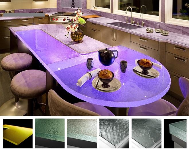 Подсветка столешницы в дизайне кухни
