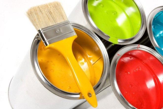 Покраска стен в ванной комнате: как сочетать стильный дизайн и практичность