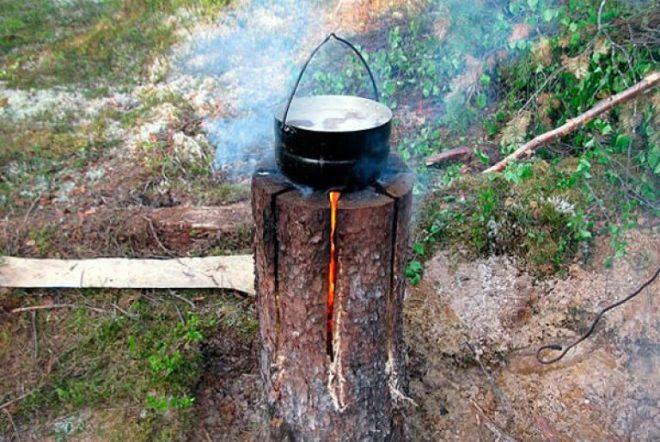 Шведская свеча