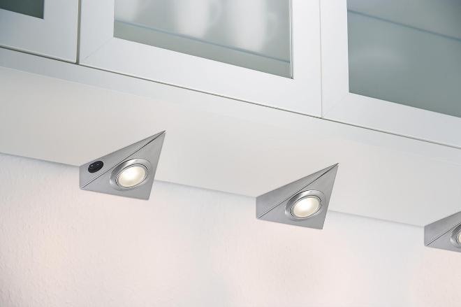 Тип ламп для подсветки рабочей зоны на кухне