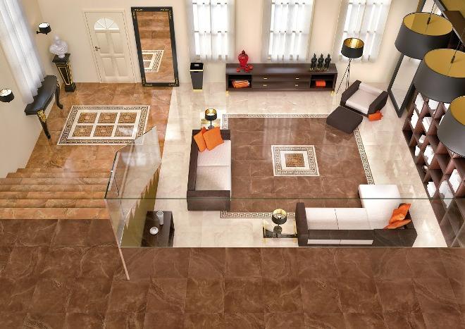 Тип плитки в квартиру