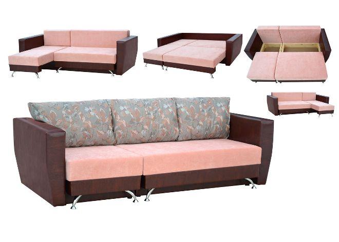 Трансформируемые диваны