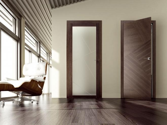Тренды в дизайне межкомнатных дверей 2020