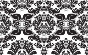 simple damask wallpaper patterns - HD1500×938