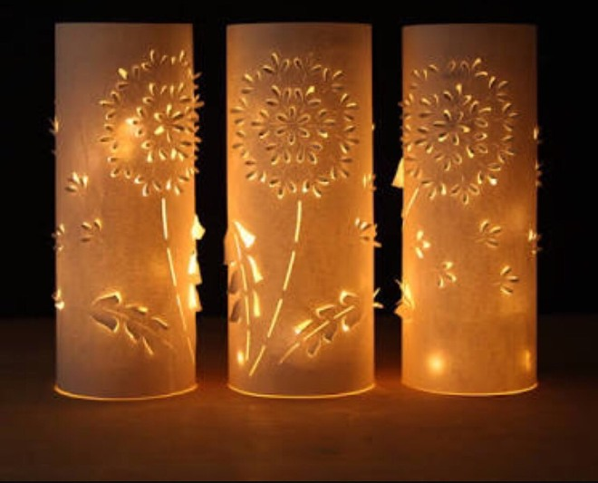 Волшебные светильники