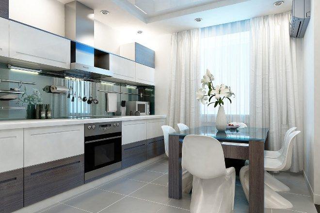 Выбираем стиль интерьера кухни 11 кв.м