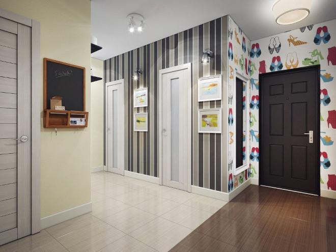 Картины для прихожей в квартире