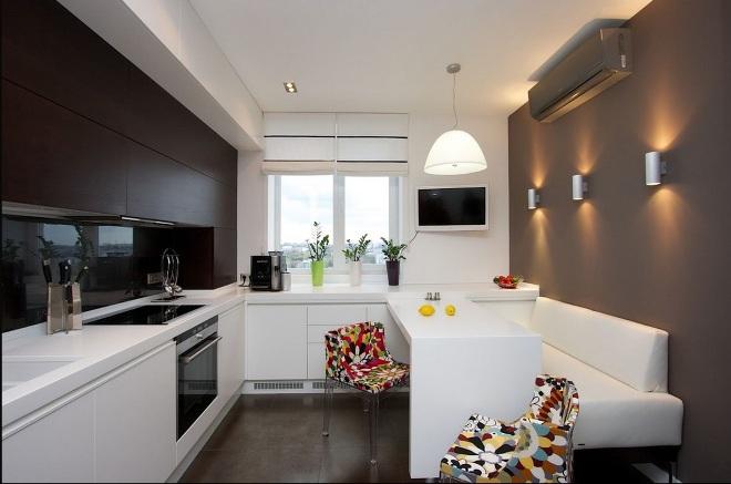Кухня 11 кв. м