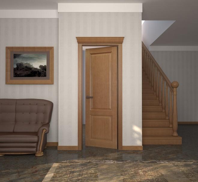 Межкомнатные двери 2020