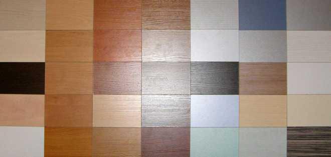 Цветовая палитра настенных панелей в прихожую